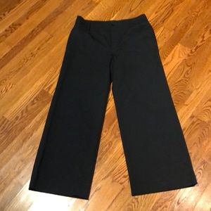 Ralph Lauren 12P black pants